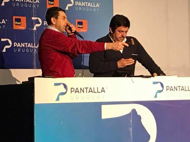 El clima marcó el rumbo de Pantalla Uruguay