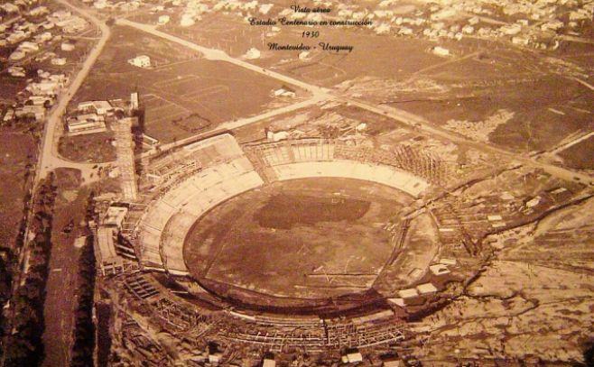 """El Centenario, """"un estadio anciano"""" que busca volver a ser mundialista"""