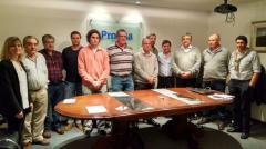 Sistema de riego por pivot, tecnología de punta para el cultivo de forraje