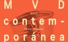 La percusión contemporánea española se cita en Montevideo