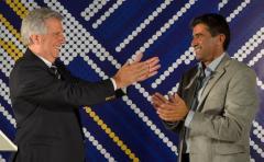Oposición cuestiona viaje de Vázquez por dejar a Raúl Sendic como presidente