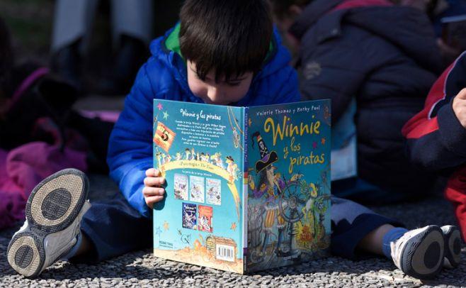 Este domingo comienza la Feria del Libro de San José. Foto: Nicolás Celaya/adhoc