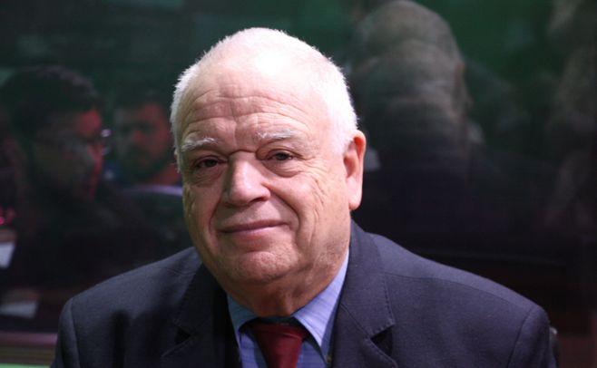 Ricardo Pérez Manrique, ex presidente de la Suprema Corte de Justicia. Foto: Julieta Añon/ El Espectador