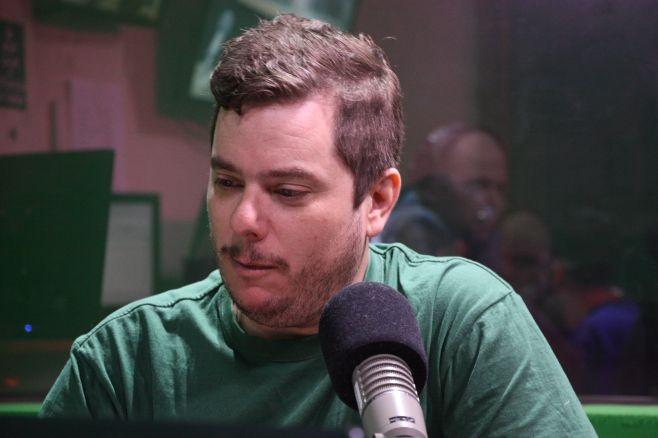 Ismael Cortazzo, representante MSCE /. El Espectador, Enzo Adinolfi