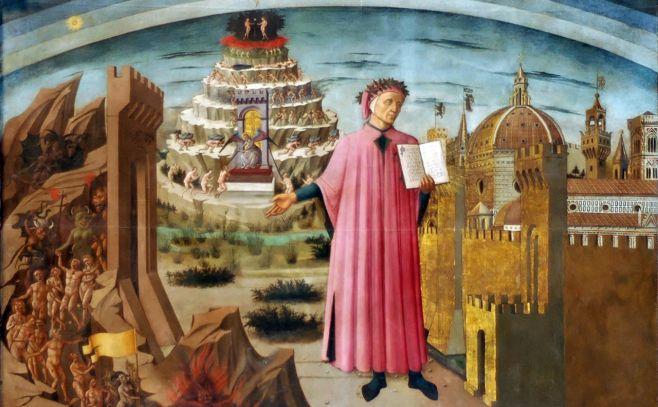 El Purgatorio y los siete pecados capitales de la lectura