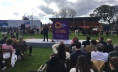 """Se inaugura una nueva Expo Prado, donde """"el campo hace la ciudad�"""
