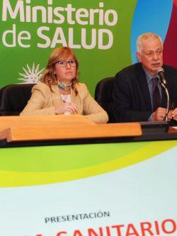 Ministerio de Salud presentó primer Mapa Sanitario de Uruguay. Presidencia