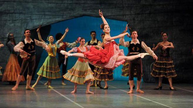 El Ballet Nacional de Uruguay hará en noviembre su primera gira por Argentina