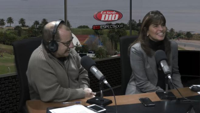 "Sandra Rodríguez: ""El periodismo nació en mi porque era deportista"""