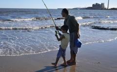 Padres separados y menores: división equitativa del tiempo