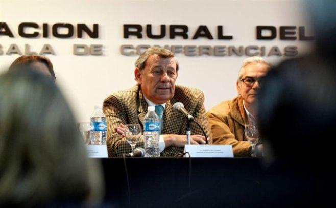 Cancillería pide retirar del Prado stand inglés de Malvinas