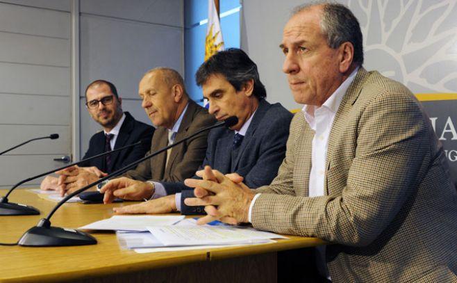 Gobierno y UPM firman acuerdo laboral para la futura planta. Presidencia