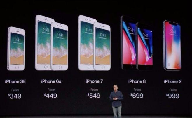 Así son las nuevas creaciones de Apple. Twitter @applesfera