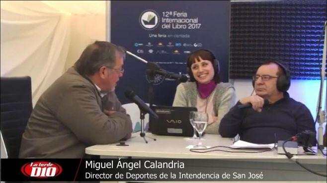 """Miguel Angel Calandria: """"El desafío mayor es contar definitivamente con el Multideportivo"""""""