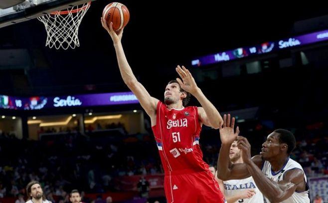 Rusia y Serbia se citan en semifinales del Eurobasket, un clásico europeo