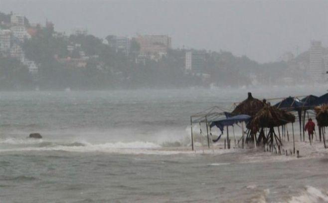 """""""Max"""", el nuevo huracán que amenaza región turística de México"""
