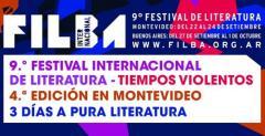 FILBA 2017, edición Montevideo. Diálogo con Alejandro Lagazeta.