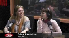 """Dahiana Abracinskas: """"Los colegas discriminan más que los propios protagonistas"""""""