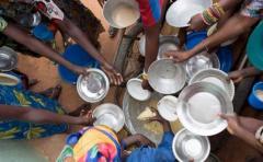 El hambre vuelve a aumentar en el mundo y afecta a 815 millones de personas