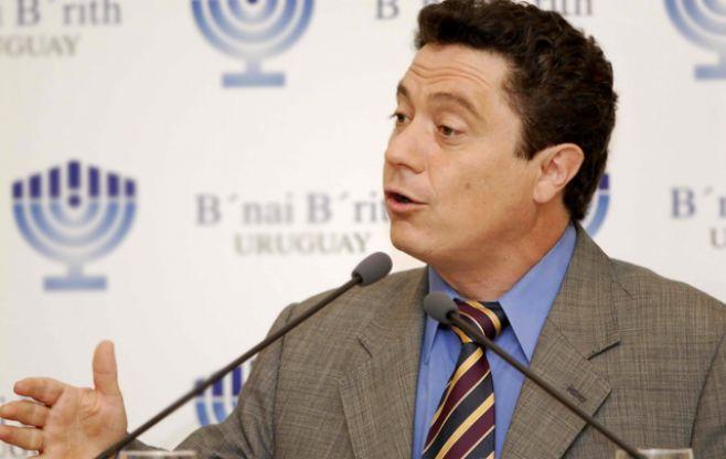El periodista argentino Claudio Fantini..