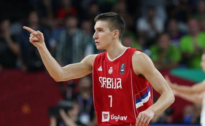 Eslovenia-Serbia la final