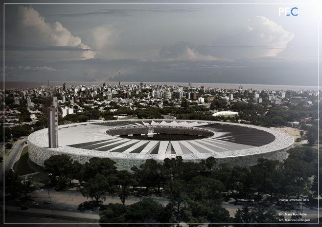El Centenario para el Mundial 2030
