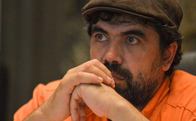 """Andrade: """"No voy como dirigente comunista a la negociación con UPM"""""""