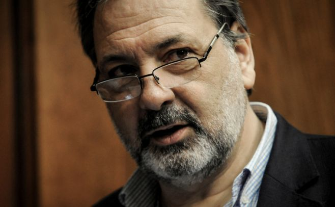 Jorge Gandini, diputado nacionalista. Foto: Javier Calvelo/ adhoc