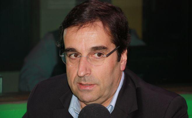Aldo Lema, economista. Foto: Julieta Añon/ El Espectador