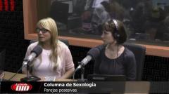 """Carolina Villalba: """"Las parejas que son controladoras generalmente son relaciones tóxicas"""""""