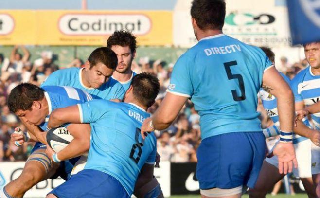 Los Teros van por la Sudamérica Rugby Cup