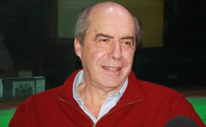 José Amorín Batlle, senador colorado. Foto: Juleita Añon/ El Espectador