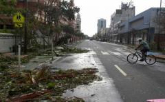 Los puertorriqueños se encuentran un país totalmente devastado