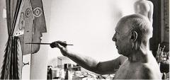 Roma rinde homenaje al viaje que realizó Picasso a Italia en 1917