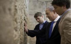 Yair Netanyahu, hijo del primer ministro israelí, cada vez más polémico
