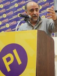 Pablo Mieres, senador del Partido Independiente