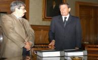 Bergamino asumió como nuevo subsecretario de Relaciones Exteriores