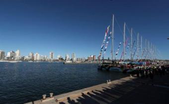 Regata Clipper Race alaba Uruguay como destino deportivo y de negocio