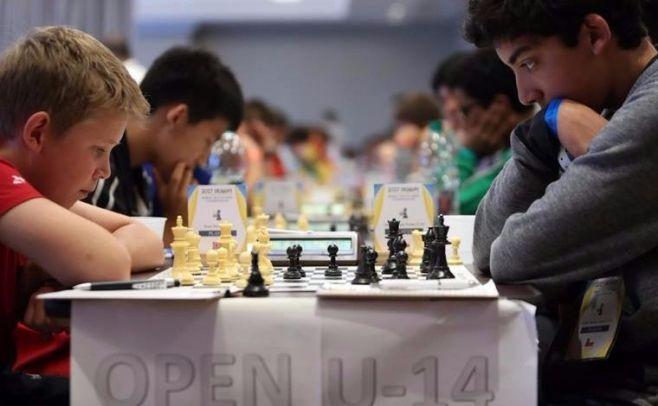 Montevideo es sede del Mundial Juvenil de Ajedrez. EFE