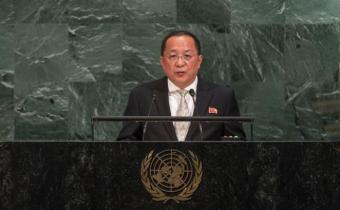 Corea del Norte acusó a EEUU de declarar la guerra a sus ciudadanos