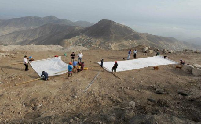 La NASA estudia desierto peruano por su parecido a Marte