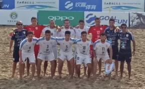 Uruguay finalizó 4to. en Zona Sur de Liga Sudamericana