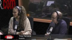 """Tina Ferreira: """"Las vedettes somos herramientas de transmisión cultural"""""""