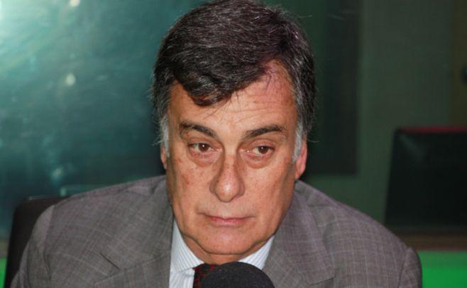 Ángel Urraburu, presidente de la Bolsa de Valores de Montevideo. Foto: Julieta Añon