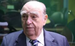 """Sanguinetti: """"Al proyecto sobre 18 de Julio hay que enterrarlo"""""""