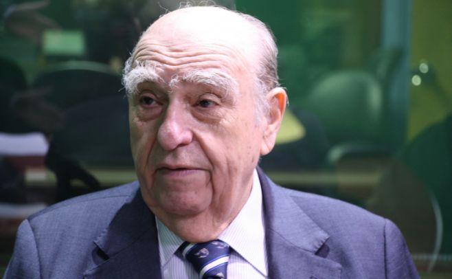 Julio María Sanguinetti, ex presidente de la República. Foto: Julieta Añon