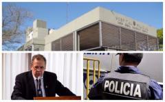 Jerarca procesado continuaría trabajando para el Ministerio del Interior