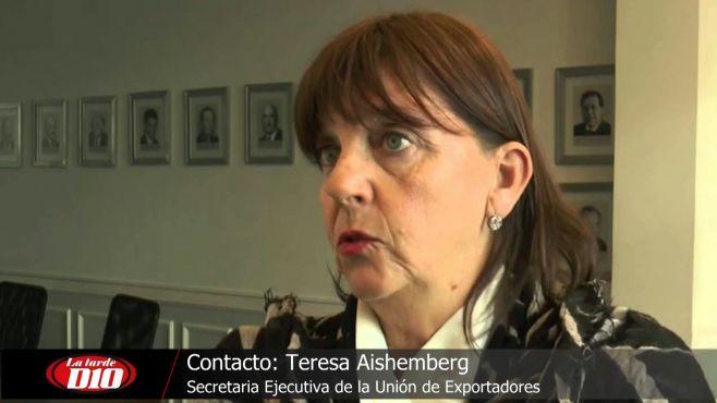 """Teresa Aishemberg: """"El empresario uruguayo está preparado para competir con quien venga del mundo"""""""