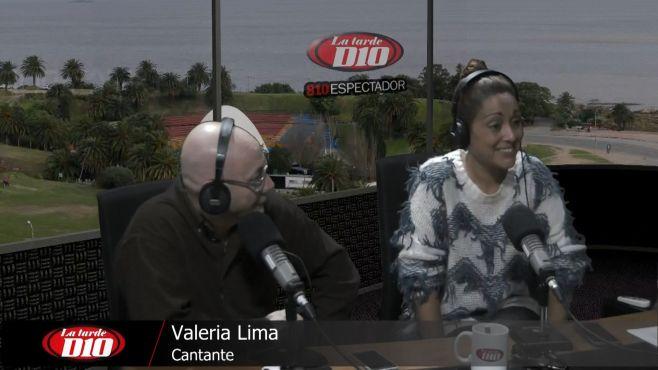 """Valeria Lima: """"Estoy en la música gracias a mi padre"""""""