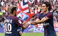 PSG manda, Mónaco desperdicia, Nantes y el Marsella se prenden